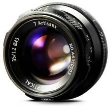 7Artisans Objektiv 35 mm f/1,2 für MFT