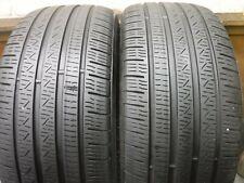2 245 40 18 93H Pirelli P7 Cinturato Tires 5-7/32 1d30 4516