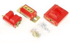 1993-1997 Camaro, Firebird LT1 Red Poly Motor & Trans Mount Kit Prothane 7-1909