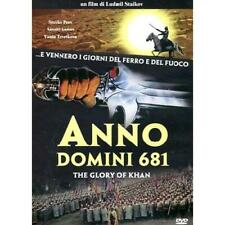 ANNO DOMINI 681 THE GLORY OF KHAN DVD