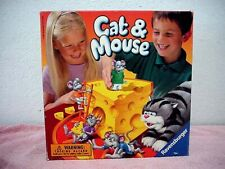 Ravenburger Cat and Mouse Game Preowned Complete 2003