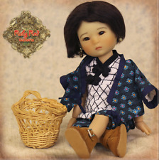 Ruby Red Galleria-New!-Ten Ping Blue & White Outfit-Hc0036A