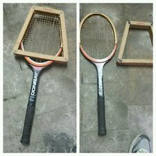 Racchetta da tennis donnay bjorn Borg autograph legno misura 4 vintage
