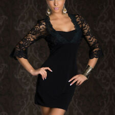 Sexy Women's Clothing Cocktail Party Clubwear Evening Dresses lace U get