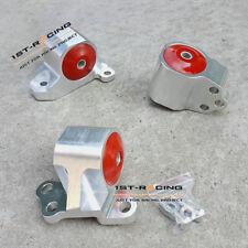 Engine Swap Mount Kit(3-bolt Left Mount)For Honda Civic/Sol EG Acura Integra DC2