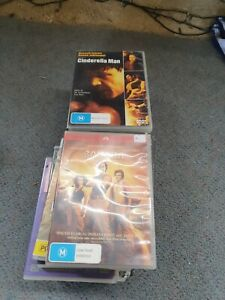 Mixed lot DVDs
