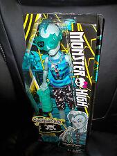 Monster High Shriekwrecked Shriek Mates Gillington Gil Webber Doll NRFB