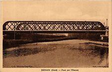 CPA Denain-Pont sur l'Escaut (422997)