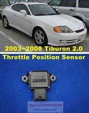 2003~2008 Hyundai Tiburon Coupe Throttle Position Sensor 35170 22600 Genuine OEM