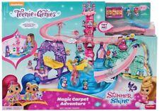 Fisher Price Shimmer & Shine Teenie Genies Magic Carpet Adventure Playset