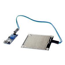 Foliar Rain Drop Detection Sensor Module/ RainDrops Humidity Sensor for Arduino