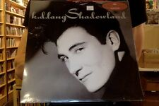 K.D. Lang Shadowland LP sealed vinyl RE reissue