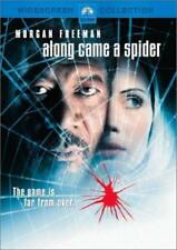 Along Came a Spider (DVD, 2001, Sensormatic) USED C