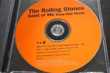 ROLLING STONES SAINT OF ME DEEP DISH REMIX PROMOTIONAL ONLY 1998