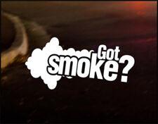 GOT SMOKE? JDM Decal vinyl sticker, VW Japan Euro Drift Mazda Funny Track Race