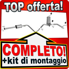 Scarico Completo OPEL ASTRA J 1.4 87/101CV 2 volumi / GTC Marmitta X85