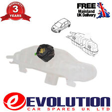 COOLANT EXPANSION TANK WITH LID FITS RENAULT CLIO, GRAND MODUS, 7701477290