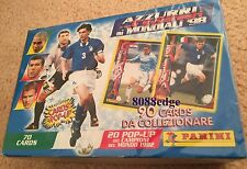 1998 Panini AZZURRI World Cup Football/soccer Trading Card - RARE