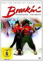 BREAKIN' BREAKDANCE - THE MOVIE  DVD NEU LUCINDA DICKEY/CHRISTOPHER MCDONALD/+