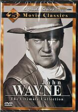 John Wayne The Ultimate Collection (DVD, 2009, 4-Disc Set)  25 Movie Classics