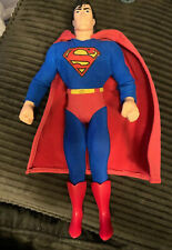 KENNER DC COMICS SUPERMAN 12 INCH ACTION FIGURE CLOTH OUTFIT 1996