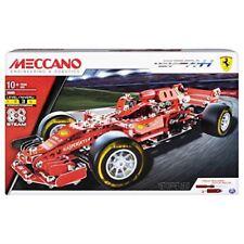 Meccano Ferrari Formula 1 Construction Set