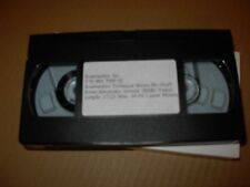 Ski Doo Rotex Electronic Reverse Technical Service Information VHS Tape