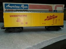 AMERICAN FLYER #6-48801 Union Pacific Reefer 1988, Estate Lot # 693, 695