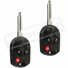2 Replacement For 2005 2006 2007 2008 2009 2010 2011 2012 Ford Escape Key Fob
