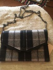 Danielle Nicole  Black/ White Hudson Cross body