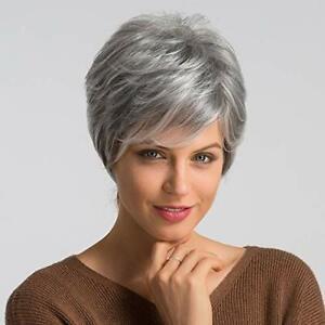 HAIRCUBE perruque naturelle de cheveux humains pour les femmes perruques assez c