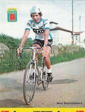 NOEL DEJONCKHEERE Cyclisme ciclismo Cycling TEKA 79 Tour de France vélo Radsport