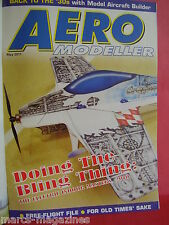 AVIATION MODELLER INTERNATIONAL WITH AEROMODELLER MAY 2011 DH9A PARROT AR DRONE