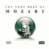 Wolfgang Amadeus Mozart - Very Best of Mozart (2cd, 2005)