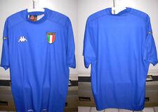 maglia shirt italia nazionale italiana kappa senza nr e nome XXL perfetta 10