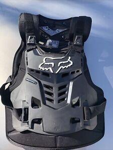 Fox Raptor Proframe LC Black Size L / XL Chest Protector