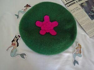 Mermaid Lagoon Inspired Disney's Peter Pan Hat Hand Designed Custom-made