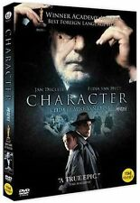 Character 1997 -Region 2 Compatible DVD (UK seller!!!) Jan Decleir, Fedja NEW
