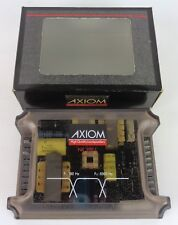 axiom nx-390l filtro crossover , nuovo con scatola