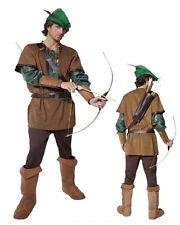Costume Carnevale adulto Robin Hood Smiffys *17555