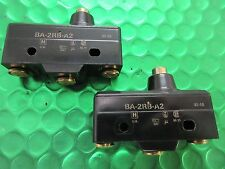 BA-2RB-A2 HONEYWELL MICROSWITCH 20AMP 250V NEW PART