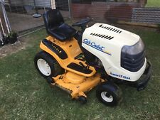 Cub Cadet Ride On Mower 54 Inch Deck LT1554