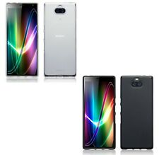 Silicone Slim Tpu Gel Back Case Cover For Sony Xperia 10 Plus