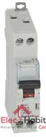 Disjoncteur unipolaire+neutre DNX3 25A Vis/Vis Legrand 406776