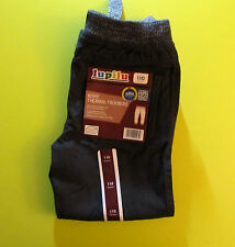 lupilu boys thermal trousers size 92 (18-24 months) grey