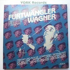 40.23520 - WAGNER - FURTWANGLER Conducting WAGNER - Ex Con 5 LP Record Box Set