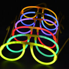 Glow Glasses Bright Neon Glow Stick Parties 10 Pack Glasses Pack of 10
