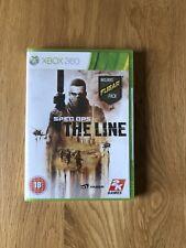 Spec Ops The Line (Xbox 360, 2012), Pal Completa Nuevos Sellados 2K Juegos
