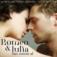 Romeo & Julia - Das Musical Peter Plate  - CD - Neu!