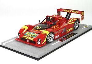 Ferrari 333 SP 1994 Momo IMSA 1994 Watkins Glen Moretti - Salazar con vetrina